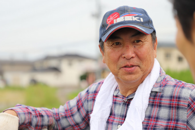 立川幸一さん